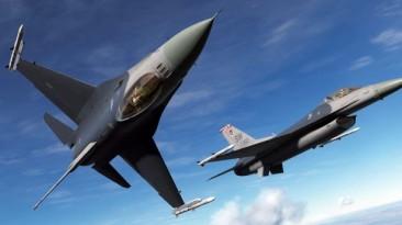Свежий трейлер с истребителем F-16C Viper в Digital Combat Simulator