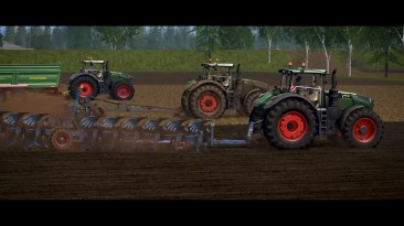 Farming Simulator 17 - Фан Трейлер