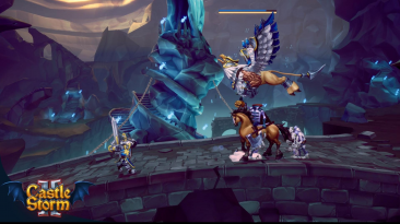 Видео игрового процесса CastleStorm II