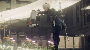 Патч для Steam-версии NieR Automata удалил Denuvo