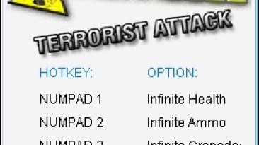 Chernobyl Terrorist Attack: Трейнер/Trainer (+4) [1.12] {24K/PlayGround.ru}
