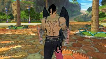 """Elder Scrolls 5: Skyrim """"Mod Tekken 7 Devil Jin"""""""