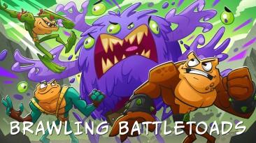 Авторы Battletoads рассказали о сиквеле NES-хита и показали игровой процесс