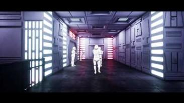 Вышел новый тизер-трейлер геймплея фанатского ремейка Star Wars: Dark Forces на движке UE4