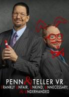 Penn & Teller VR: F U, U, U, & U