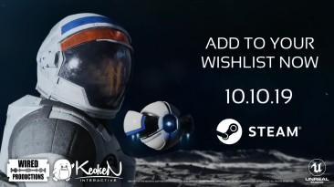 Deliver Us The Moon - геймпленый трейлер