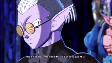 Dragon Ball Xenoverse 2 Infinite History - Fu Босс и концовка