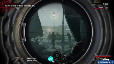 Zombie Army 4- Dead War - 17 Эксклюзивных минут геймплея