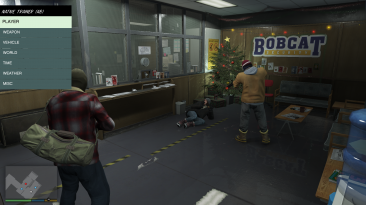 Grand Theft Auto 5 (GTA V): Script Hook V [v1.0.2189.0] {Alexander Blade}