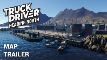 Этой осенью Truck Driver получит дополнение Heading North