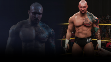 "WWE 2K19 ""Karrion Kross MOD"""