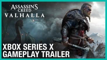 Новый трейлер Assassin's Creed: Valhalla с презентации Xbox Inside