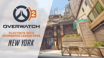 Blizzard поделились новыми записями геймплея Overwatch 2