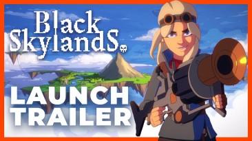 Black Skylands стала доступна в раннем доступе Steam