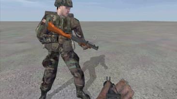 "Operation Flashpoint: Cold War Crisis ""М79 Grenade Launcher - Оружие"""