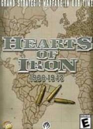 Обложка игры Hearts of Iron