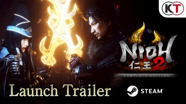 Релизный трейлер Nioh 2 - The Complete Edition подчеркивает визуальные эффекты ПК-версии