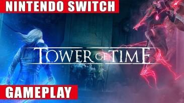 Геймплей консольной версии Tower Of Time