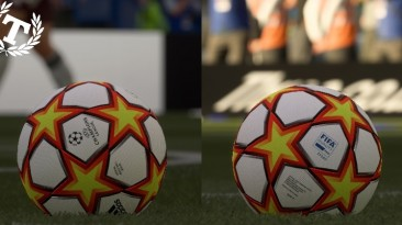 "FIFA 21 ""Мяч Лиги Чемпионов на сезон 21-22"""