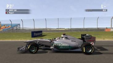 "F1 2011 ""Pirelli P Zero"""