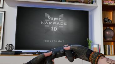 В консольной версии Warface временно доступна ретро 3D игра