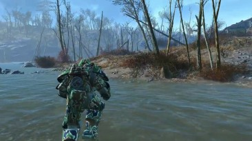 """Fallout 4 """"T-800 Power Armor Sound Pack"""""""