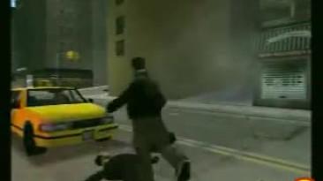 Трейлер GTA 3 на E3 2001-го года