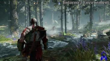 Сравнение God of War VS Ryse   PS4 Pro vs PC Ultra