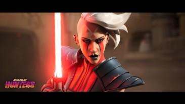 Перенос Star Wars: Hunters на будущий год, новый трейлер, список персонажей, а также открытие перерегистрации