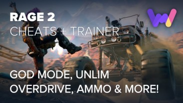 Rage 2: Трейнер/Trainer (+12) [UPD: 14.11.2019] {MrAntiFun / WeMod}