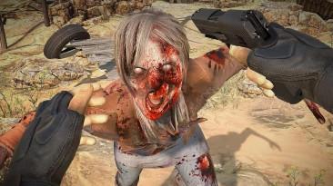 Arizona Sunshine: зомбо-экшен для SteamVR