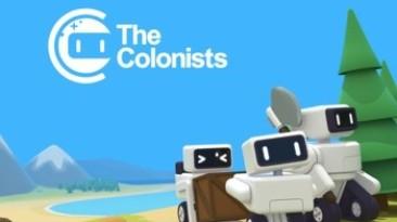 The Colonists: Трейнер/Trainer (+1: Лёгкое Строительство / Easy Construction) [1.1.4.3] {MrAntiFun}