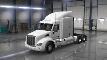 American Truck Simulator: Сохранение/SaveGame (Продолжение карьеры с Peterbilt 579) [Лицензия]
