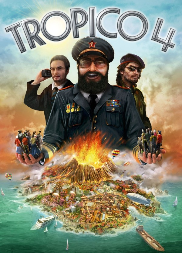 русификатор tropico 4 collectors bundle