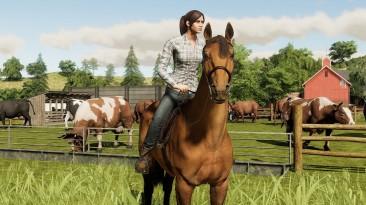 Релизный трейлер Farming Simulator 19