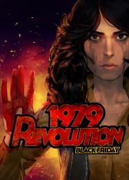 Обложка игры 1979 Revolution: Black Friday
