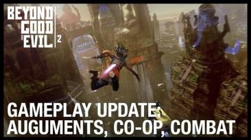 Новый геймплей Beyond Good & Evil 2 - город Ганеша, сражения, кастомизация, кооператив