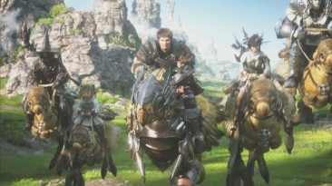 Final Fantasy XIV для PS5 выйдет 25 мая вместе с патчем 5.55