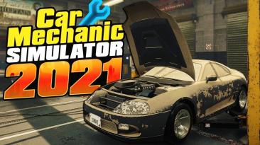 """Car Mechanic Simulator 2021 """"Выбор разрешенных мест"""""""