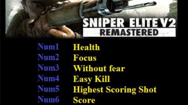 Sniper Elite V2: Remastered: Трейнер/Trainer (+8) [v1.0] {Abolfazl.k}