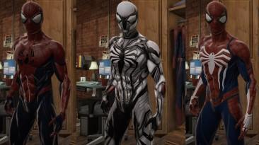 "The Amazing Spider-Man ""Три костюма из ASM2 [TuriCt]"""