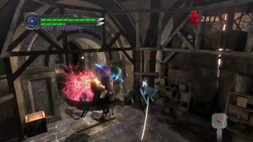 Devil May Cry 4: Special Edition 6 минут нового геймплея