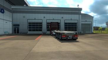"Euro Truck Simulator 2 ""Krone Slots v0.19"" (v1.34.x)"