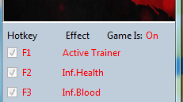 Killer Is Dead: Трейнер/Trainer (+5) [1.0] {MrAntiFun}