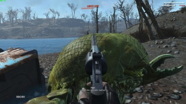 "Fallout 4 ""минималистичный интерфейс"""