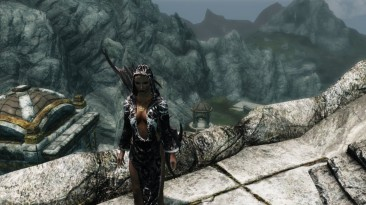 The Elder Scrolls 5: Skyrim: Код (Одеяние Ноктюрнал)