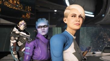 Слух: Mass Effect: Andromeda получит улучшение для Xbox One X