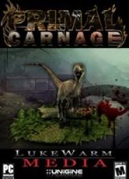 Обложка игры Primal Carnage