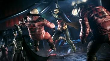 Игрок в Batman: Arkham Knight заметил интересную деталь о Бэтмене и Робине
