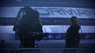 Mass Effect 3: Savegame/Сохранение (перед выбором концовки)